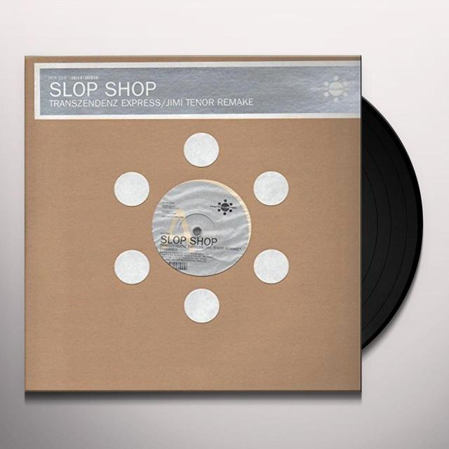 Slop Shop TRANSZENDEZ EXPRESS / JIMI TENOR REMAKE Vinyl Record - Australia Import