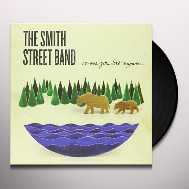The Smith Street Band NO ONE GETS LOST ANYMORE Vinyl Record - Australia Import
