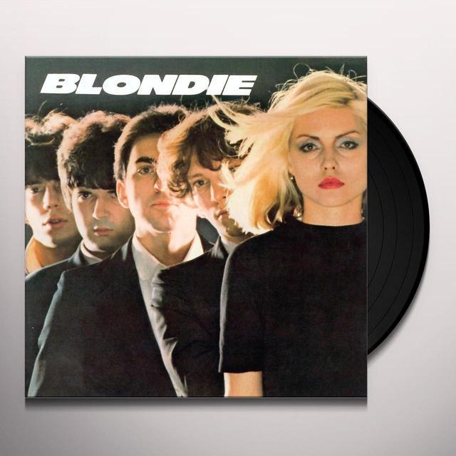 BLONDIE Vinyl Record - UK Release