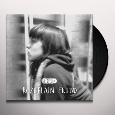 Rozi Plain FRIEND Vinyl Record