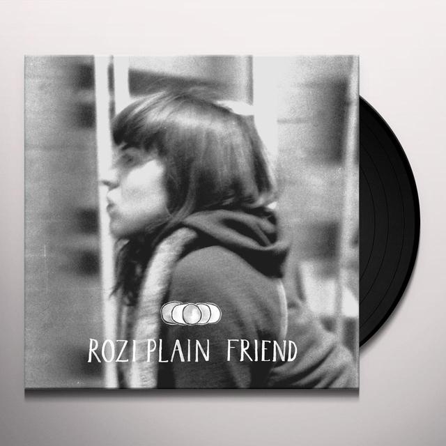 Rozi Plain FRIEND Vinyl Record - UK Import
