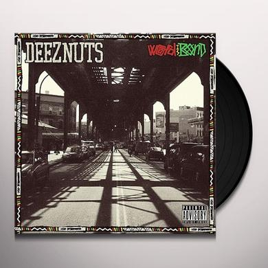 Deez Nuts WORD IS BOND Vinyl Record