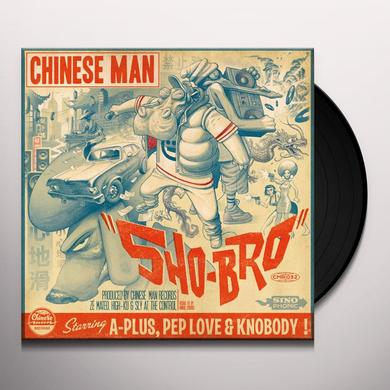 Chinese Man SHO-BRO Vinyl Record