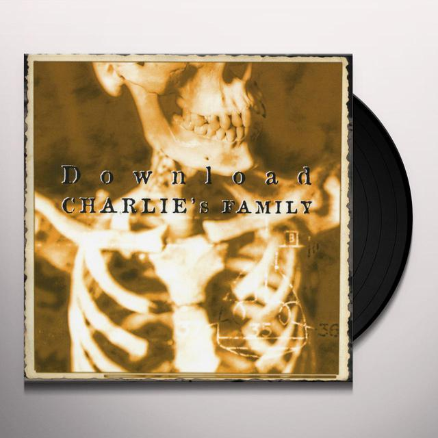 Download CHARLIE'S FAMILY Vinyl Record