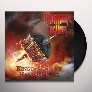 KINGDOM OF THE HAMMER KING Vinyl Record