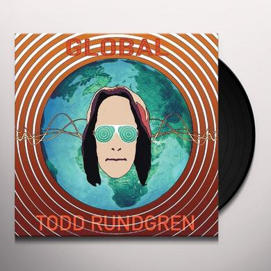 Todd Rundgren GLOBAL Vinyl Record