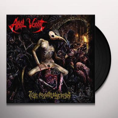 ANAL VOMIT PESTE NEGRA MUERTE NEGRA Vinyl Record