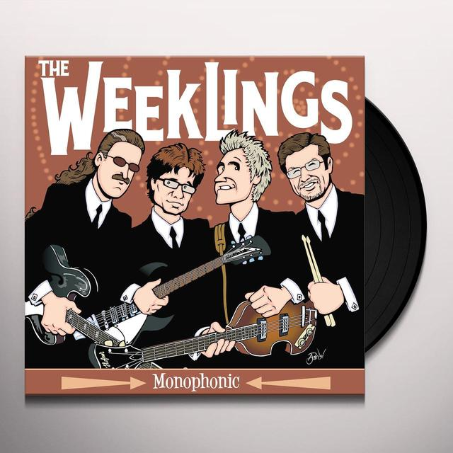 WEEKLINGS Vinyl Record