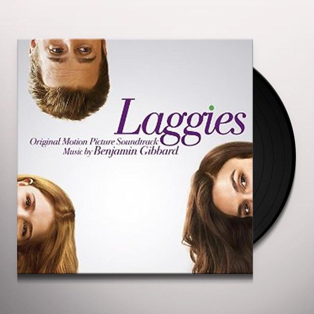 Ben Gibbard (with Ben Barnett) LAGGIES / O.S.T. Vinyl Record