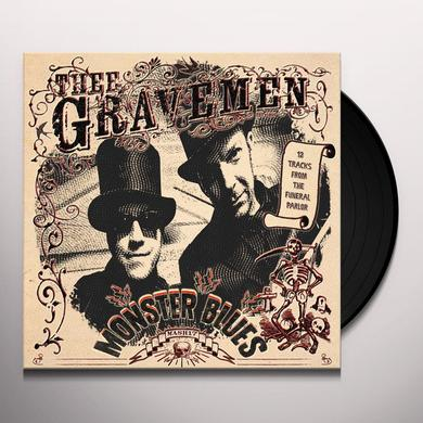 GRAVEMEN THEE MONSTER BLUES Vinyl Record