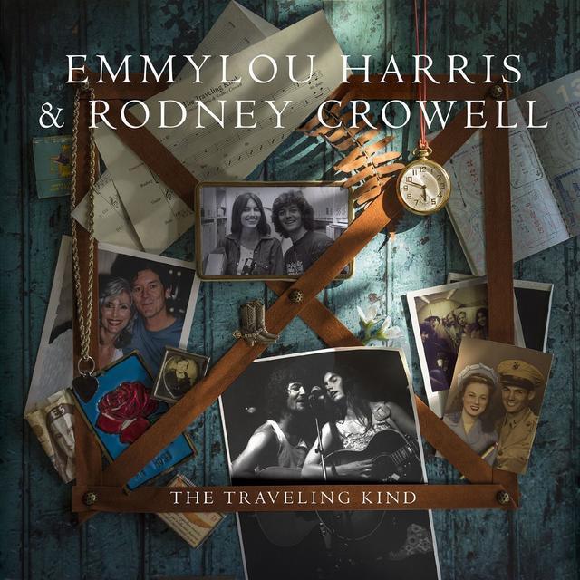 Emmylou Harris with Rodney Crowell