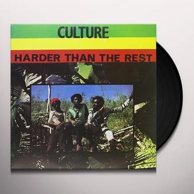 Culture HARDER THAN THE REST Vinyl Record