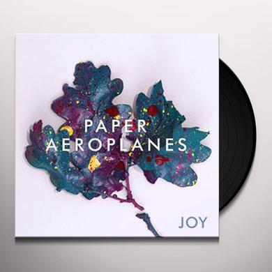 Paper Aeroplanes JOY Vinyl Record - Digital Download Included