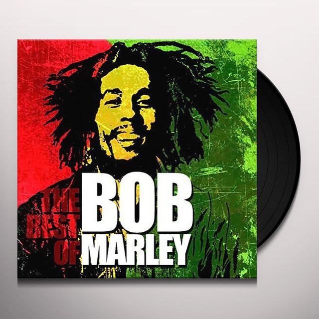 BEST OF BOB MARLEY Vinyl Record