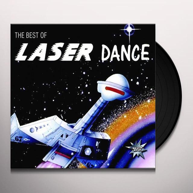 BEST OF LASERDANCE Vinyl Record