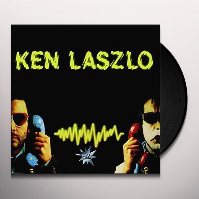 KEN LASZLO Vinyl Record