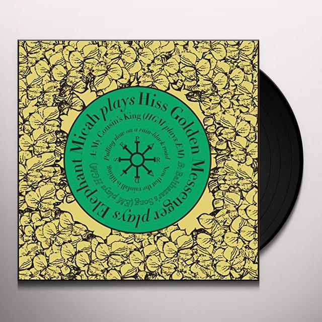 HISS GOLDEN MESSENGER Vinyl Record