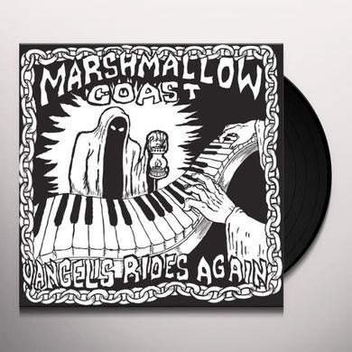 MARSHMALLOW COAST VANGELIS RIDES AGAIN Vinyl Record