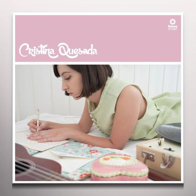 Cristina Quesada YOU ARE THE ONE Vinyl Record - Limited Edition, White Vinyl