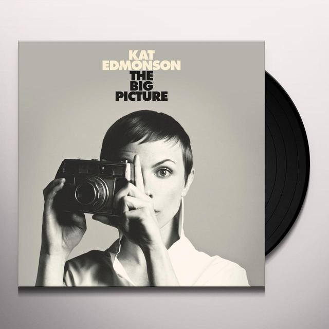 Kat Edmonson BIG PICTURE Vinyl Record