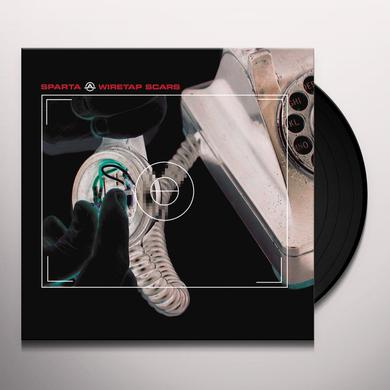 Sparta WIRETAPS SCARS Vinyl Record