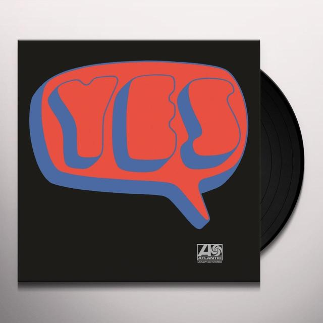 YES EXPANDED Vinyl Record - Holland Import