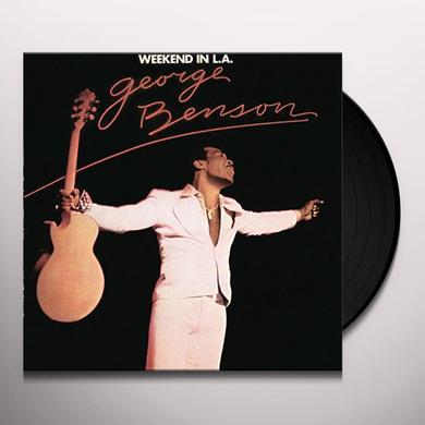 George Benson WEEKEND IN L.A. Vinyl Record