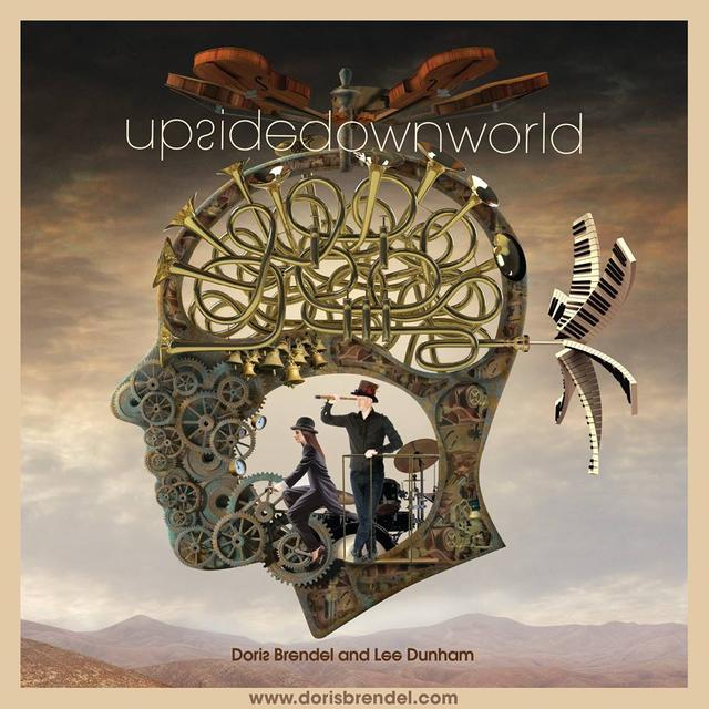 Doris Brendel and Lee Dunham UPSIDE DOWN WORLD Vinyl Record