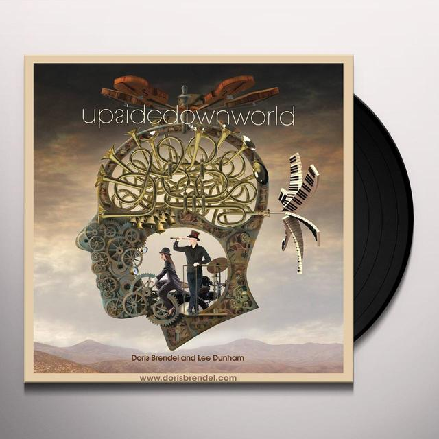 Doris Brendel and Lee Dunham UPSIDE DOWN WORLD Vinyl Record