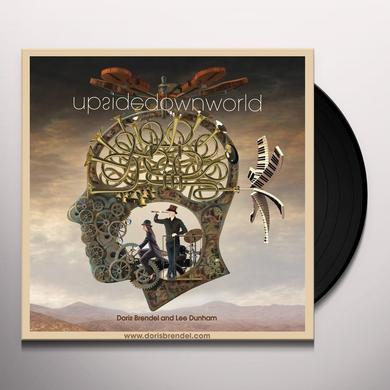 Doris Brendel and Lee Dunham UPSIDE DOWN WORLD Vinyl Record - UK Import