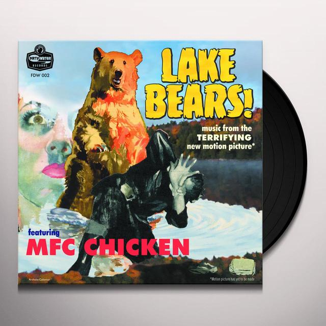 Mfc Chicken LAKE BEARS Vinyl Record - UK Import