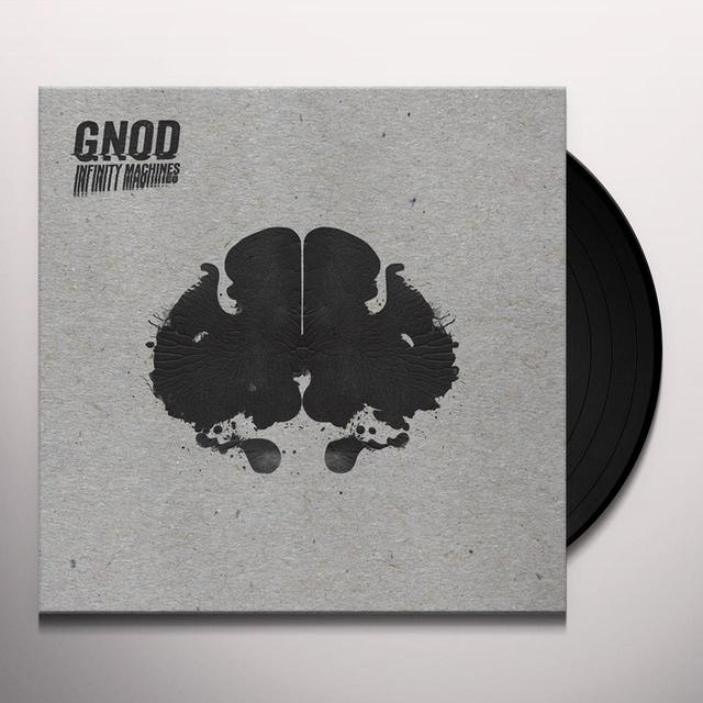 Gnod INFINITY MACHINES Vinyl Record - UK Release