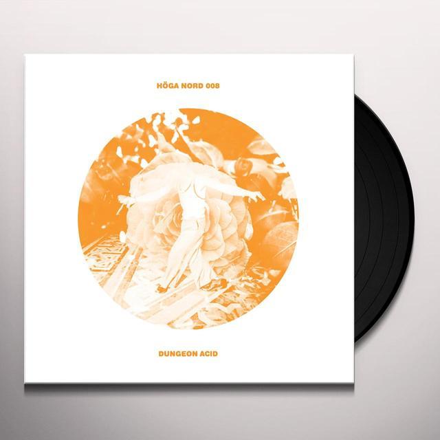 DUNGEON ACID NORTHERN ACID / ALL-NIGHTER Vinyl Record - UK Import