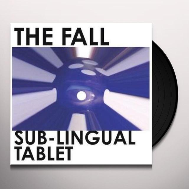 Fall SUB-LINGUAL TABLET Vinyl Record - UK Import