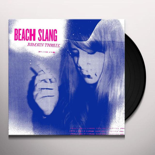 BEACH SLANG Vinyl Record - UK Import