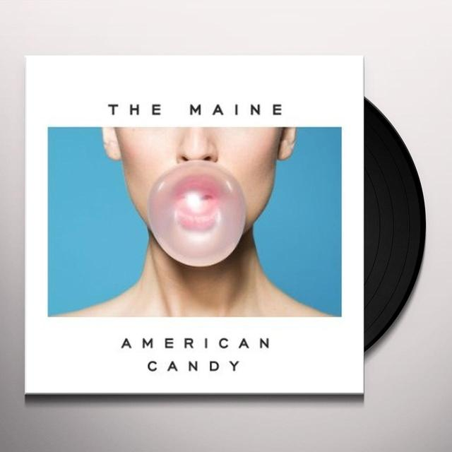 The Maine AMERICAN CANDY Vinyl Record - Canada Release