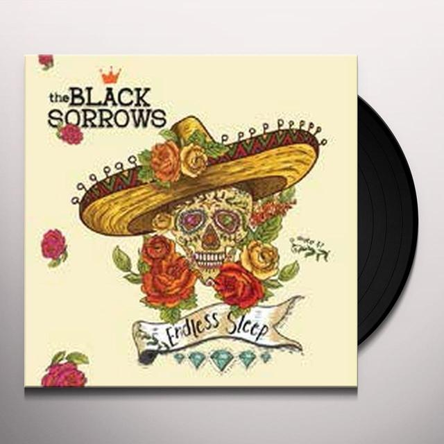 The Black Sorrows ENDLESS SLEEP CHAPTER 47 Vinyl Record - Australia Import