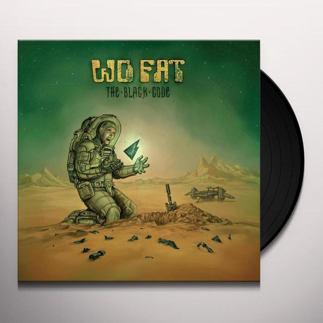 Wo Fat BLACK CODE Vinyl Record - UK Import
