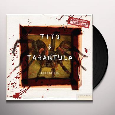 Tito & Tarantula TARANTISM (REMASTERED) Vinyl Record - Remastered, UK Import
