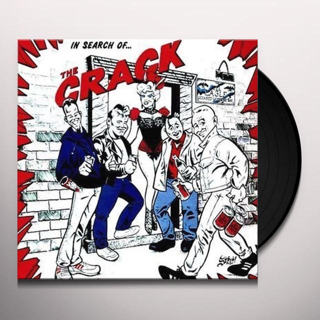 CRACK IN SEARCH OF 12 LP Vinyl Record - UK Release