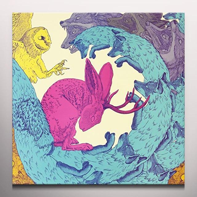 KEEP RAZORS SHARP (PINK VINYL) Vinyl Record - Colored Vinyl, UK Import