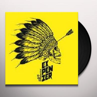 EXPENZER KILL THE CONDUCTOR Vinyl Record