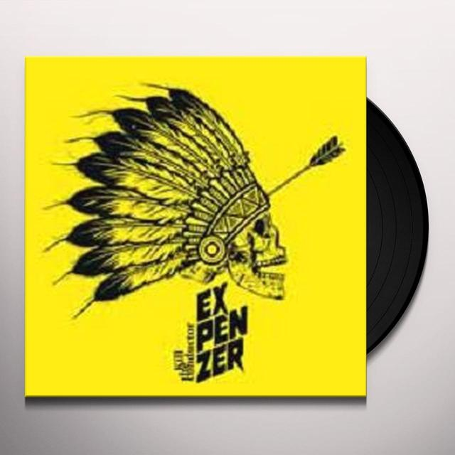 EXPENZER KILL THE CONDUCTOR Vinyl Record - UK Import