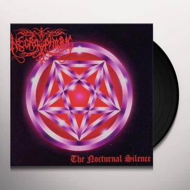 Necrophobic NOCTURNAL SILENCE Vinyl Record - UK Release