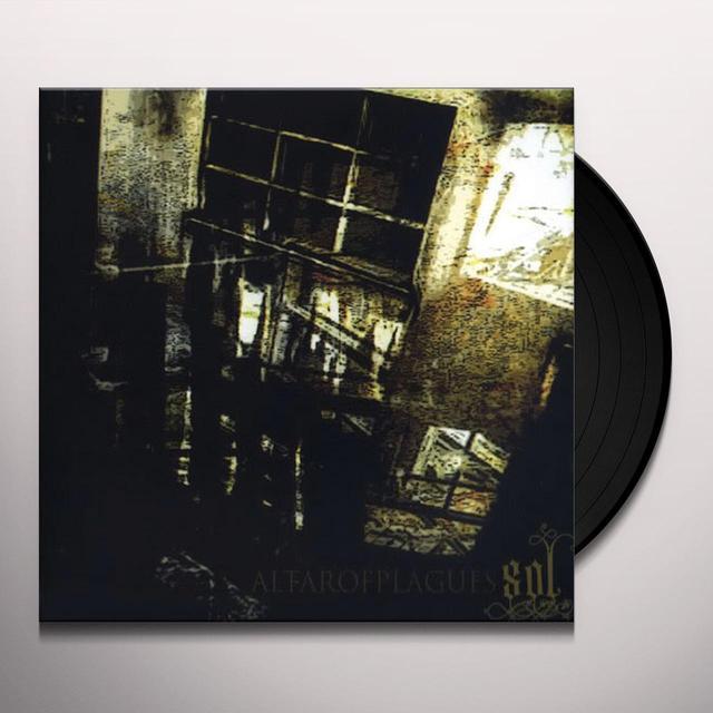 Altar Of Plagues SOL Vinyl Record - UK Import