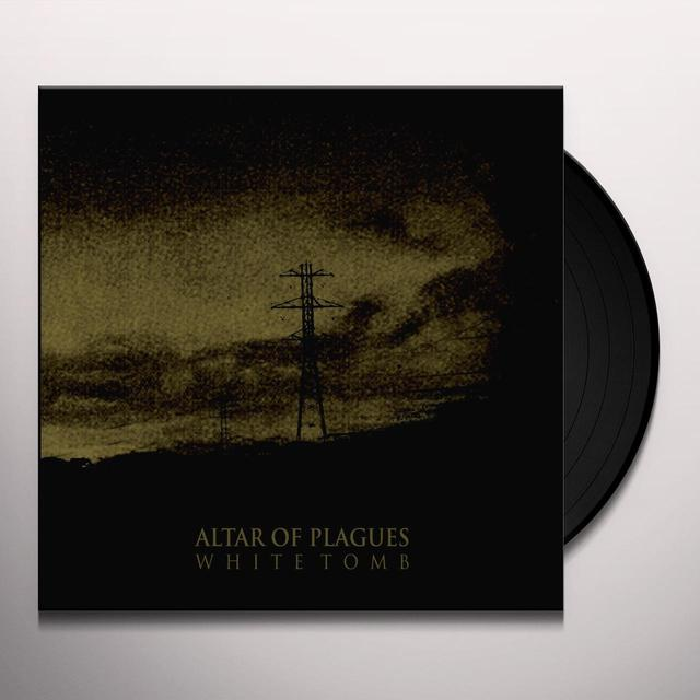 Altar Of Plagues WHITE TOMB Vinyl Record