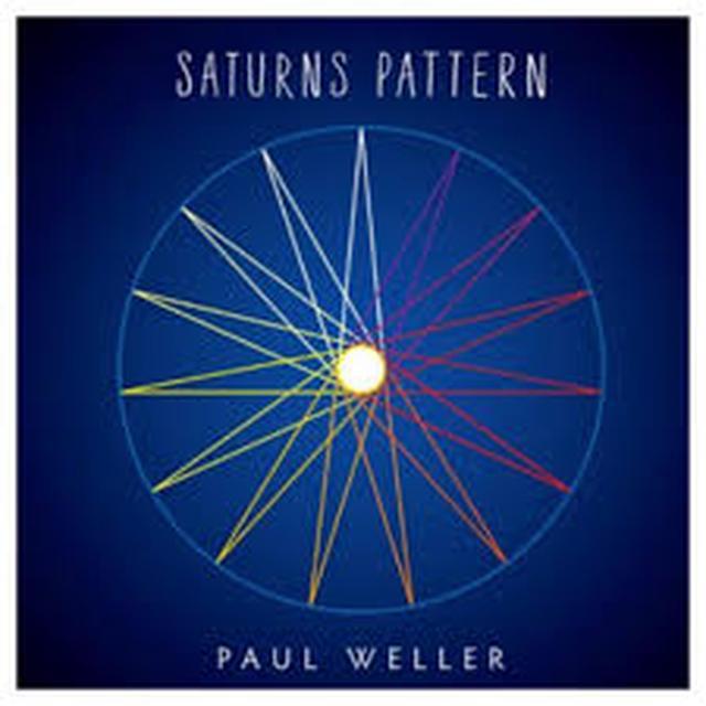 Paul Weller SATURNS PATTERN Vinyl Record