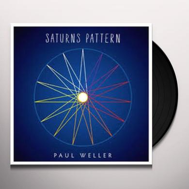 Paul Weller SATURNS PATTERN (GER) Vinyl Record