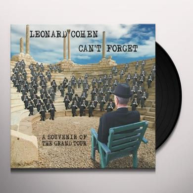 Leonard Cohen CAN'T FORGET: A SOUVENIR OF THE GRAND TOUR Vinyl Record