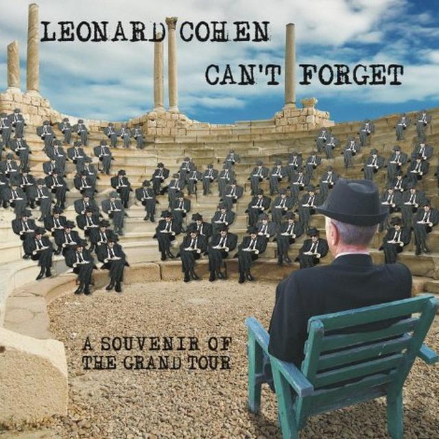 Leonard Cohen CAN'T FORGET: A SOUVENIR OF THE GRAND TOUR Vinyl Record